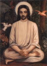 Jesus-christ-Meditating