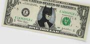 One Dollar Bill Art by Atypyk 4