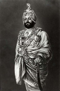 Maharajah Duleep Singh (Ranjit Singh Lives)