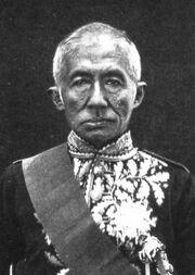 Mongkut - Portrait by John Thompson