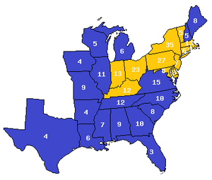 1852 American Election (Rough and Ready)