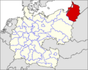 CV Map of East Prussia 1945-1991