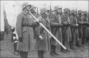 Hungary Prewar Parade