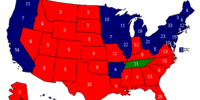 Election of 2000, United States (Reagan's Third Term)