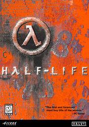 Half-Life Cover Art