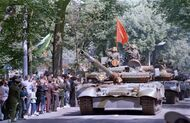 Russians in Berlin
