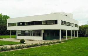 FRA Villa Savoye (VegWorld)