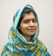 Malala Yousafzai 2015