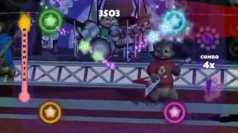 It's Tricky - Run DMC - Alvin and the Chipmunks Video Game