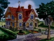 Miller House in 80s Series