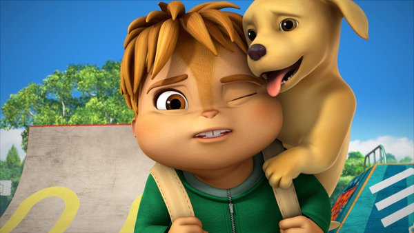 Dog Days Alvin And The Chipmunks Wiki Fandom Powered