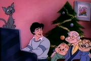 Christmas with mr. carroll