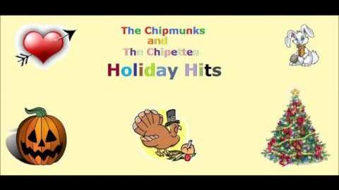 The Chipmunks - Monster Mash