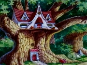 The Chipettes' Treehouse 80s Series