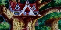 The Chipettes' Treehouse
