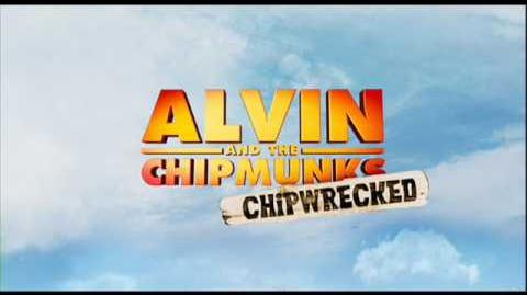 Alvin and The Chipmunks Chipwrecked Born This Way Ain't No Stopping Us Now Firework- Movie Scene