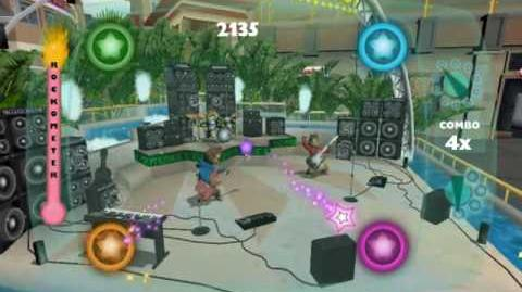 Rock 'n' Roll High School - The Ramones - Alvin and the Chipmunks Video Game