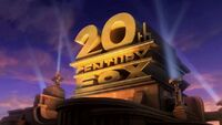 20th Century Fox Logo 2013 without News Corp byline
