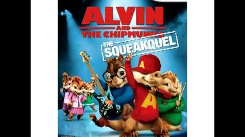 Alvin and the chipmunks squeakquel video game nintendo wii - diamond dolls