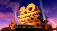 20th Century Fox Logo Dec 2009