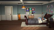 Dave's Bedroom CGI series