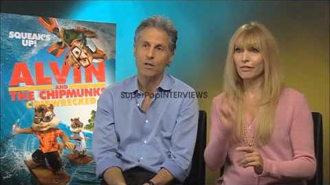 Interview with Ross Bagdasarian and Janice Karman Jan 15, 2014