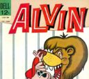 Alvin Dell Comic 3