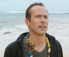 Dave on the Beach