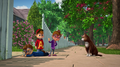 Alvin, Jeanette, Simon, and a Cat.png
