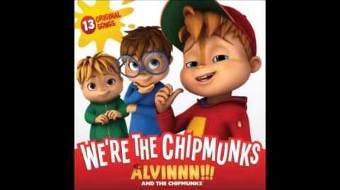 We're The Chipmunks (Album) - The Chipmunks