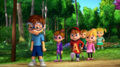The Chipmunks and Chipettes in I Will Survive.png