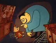 Alvin & Sam Merlin in Pop Goes the Weasel