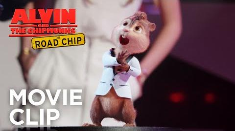 "Alvin and the Chipmunks The Road Chip ""You Are My Home"" Movie Clip HD 20th Century Fox"