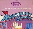 Alvin's Wildest Schemes (VHS)
