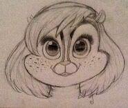 Charlene Sketch