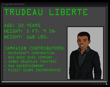 Trudeau Liberte