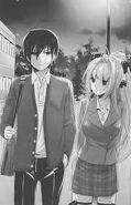 Amagi seiya and isuzu