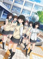 Amagami SS plus Poster