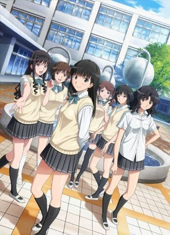 File:Amagami SS plus Poster.jpg