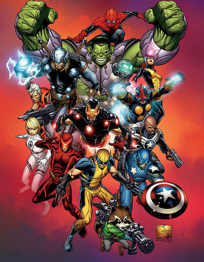 Marvel New 52