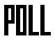 Pollbanner