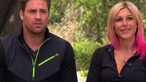 The Amazing Race - Meet Tim and Marie