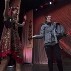 Scott &amp; Blair at the Opera House in <a href=