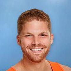 Scott's headshot photo for <i>The Amazing Race</i>.