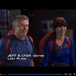 Jeff and Lyda were eliminated from the race at 11th place.
