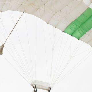 Elliot skydiving during <a href=