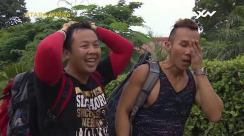The Amazing Race Asia 5 - On The Mat with JK & Mike