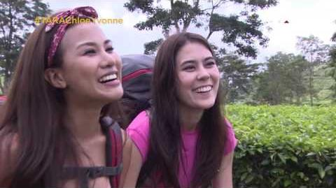 The Amazing Race Asia 5 - On The Mat With Yvonne & Chloe