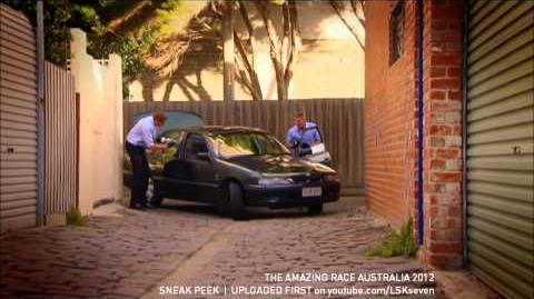 The Amazing Race Australia 2012 SNEAK PEEK - Channel 7