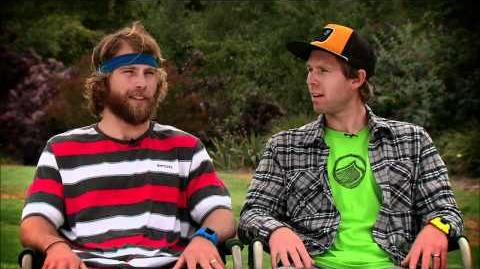 The Amazing Race - Meet Andy & Tommy
